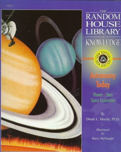 Astronomy Today (Random House Library of Knowledge) cover