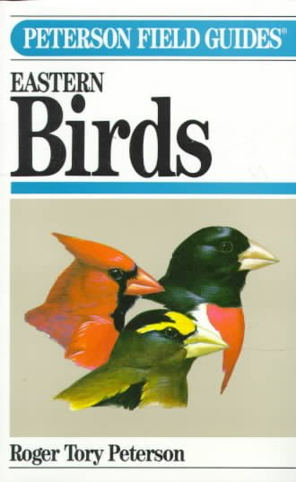 Peterson Field Guides to Eastern Birds, 4th Edition cover
