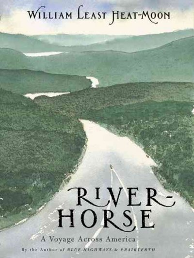 River-Horse:  A Voyage Across America cover