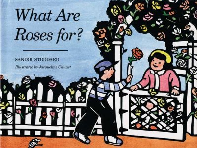 What Are Roses For? cover