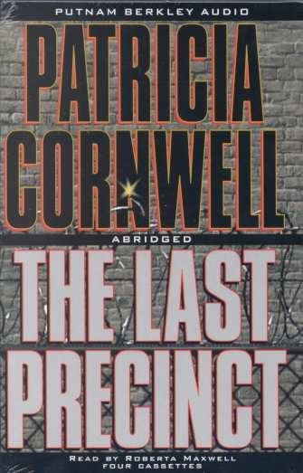 The Last Precinct (Kay Scarpetta) cover