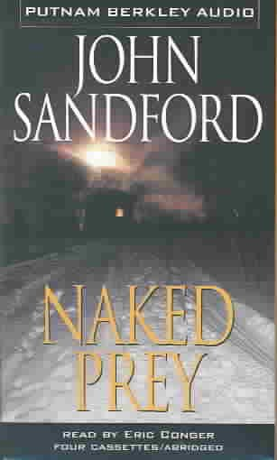 Naked Prey (Lucas Davenport Mysteries) cover