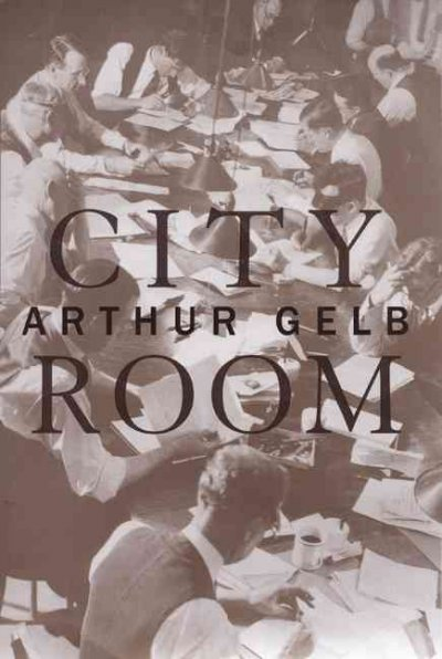 City Room cover