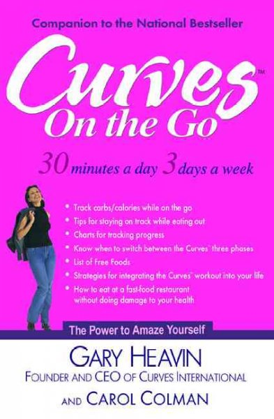 Curves On The Go: 30 minutes a day, 3 days a week cover