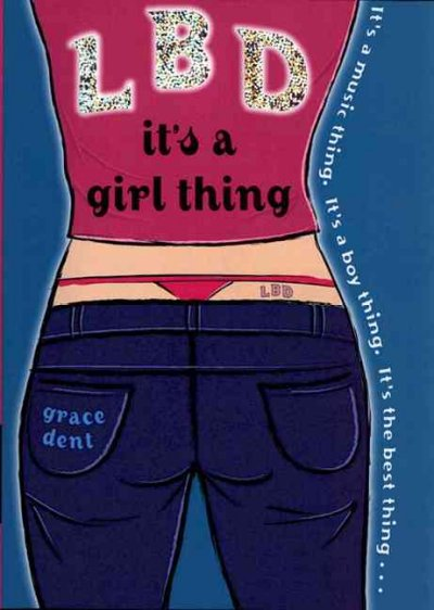 LBD: It's a Girl Thing cover