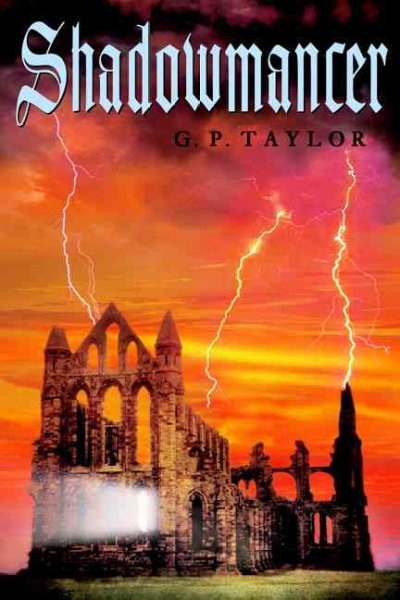 Shadowmancer cover