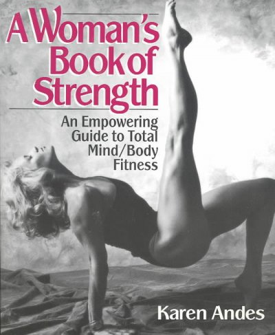 A Woman's Book of Strength cover