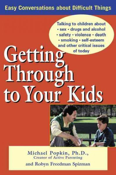 Getting Through to Your Kids cover