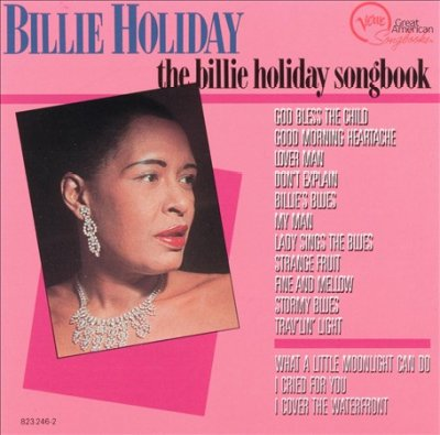 Billie Holiday Songbook cover