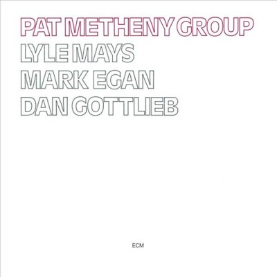 Pat Metheny Group cover