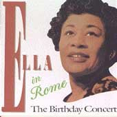 Ella In Rome - The Birthday Concert cover