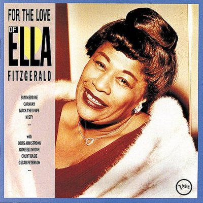 For The Love Of Ella [2 CD] cover