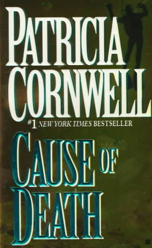 Cause of Death (Kay Scarpetta, No. 7) cover
