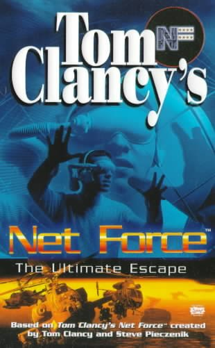 Net Force 00: The Ultimate Escape cover
