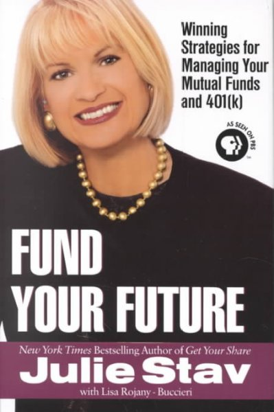 Fund your Future: Winning Strategies for Managing your Mutual Funds and cover