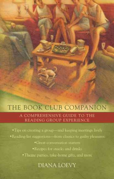 The Book Club Companion: A Comprehensive Guide to the Reading Group Experience cover