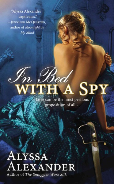 In Bed with a Spy (A Spy in the Ton Novel) cover