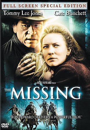 The Missing (Full Screen Edition) cover