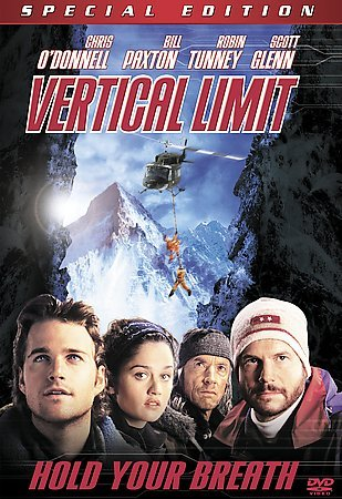 Vertical Limit (Special Edition) cover