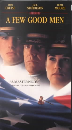 A Few Good Men (Special Edition) [VHS] cover