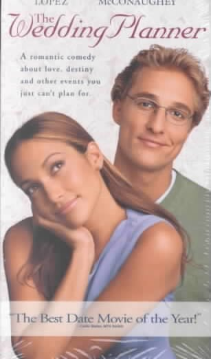 The Wedding Planner [VHS]