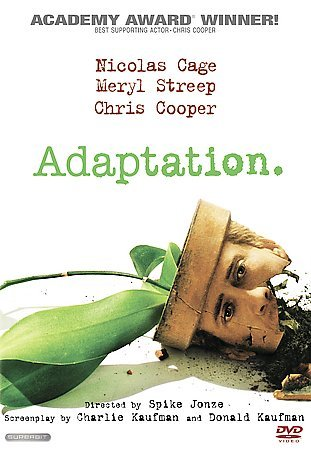 Adaptation (Superbit Collection) cover