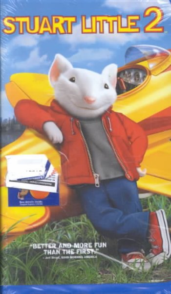Stuart Little 2 [VHS] cover