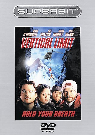 Vertical Limit (Superbit Collection) cover