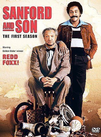 Sanford and Son - The First Season cover