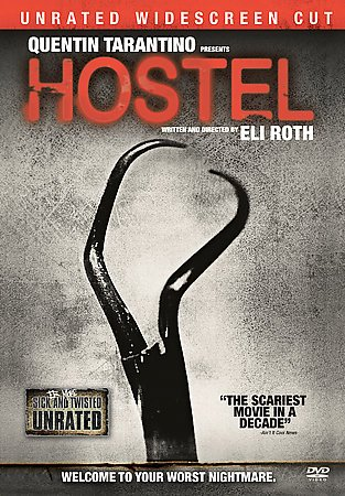 Hostel (Unrated Widescreen Cut) cover