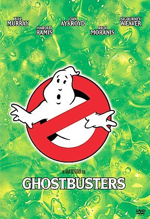 Ghostbusters (Widescreen Edition) cover
