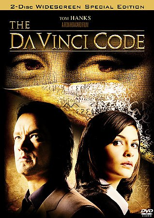 The Da Vinci Code (Widescreen Two-Disc Special Edition) cover
