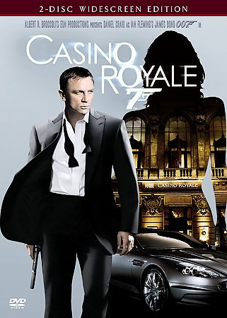 Casino Royale (Two-Disc Widescreen Edition) cover