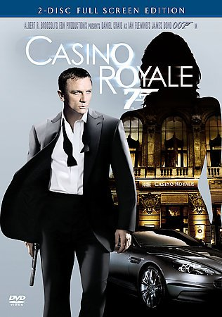Casino Royale (2-Disc Full Screen Edition) cover