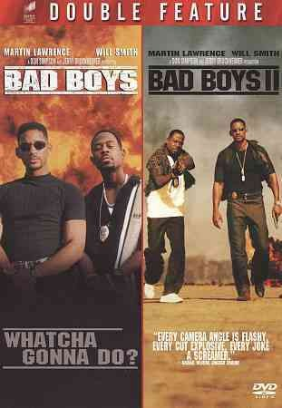 Bad Boys/Bad Boys II