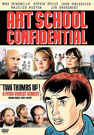 Art School Confidential cover