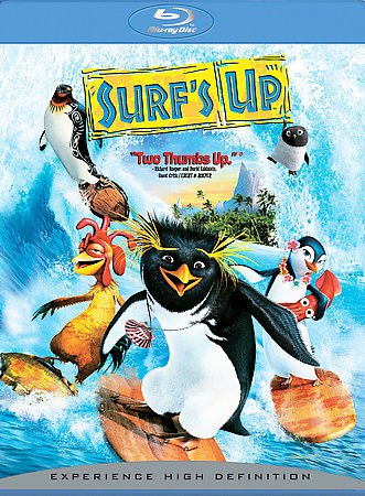Surf's Up [Blu-ray] cover