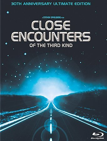 Close Encounters of the Third Kind (Two-Disc 30th Anniversary Ultimate Edition) [Blu-ray] cover