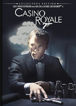 Casino Royale (Three-Disc Collector's Edition) cover