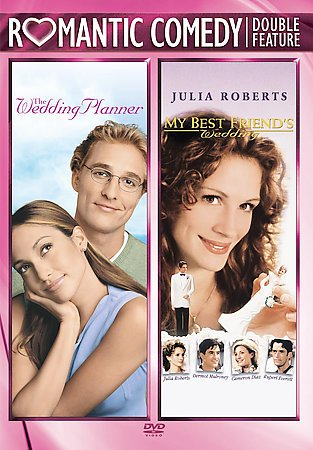 The Wedding Planner / My Best Friend's Wedding (Romantic Comedy Double Feature) cover