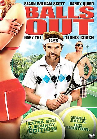 Balls Out: Gary the Tennis Coach cover