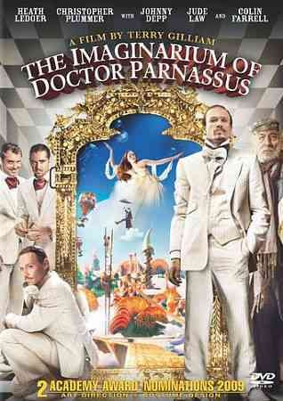 The Imaginarium of Doctor Parnassus cover