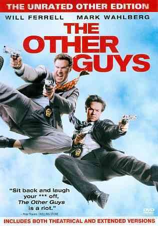 The Other Guys (The Unrated Other Edition) cover