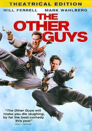 The Other Guys (Rated) cover