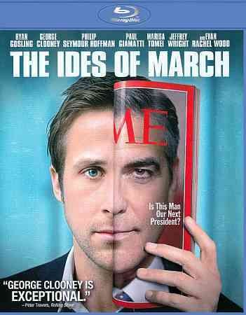 The Ides of March (+ UltraViolet Digital Copy) [Blu-ray] cover