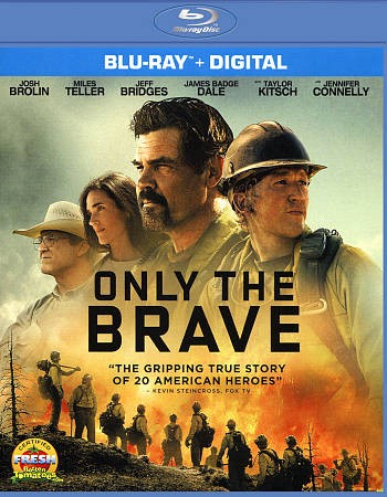 Only the Brave (2017) [Blu-ray]