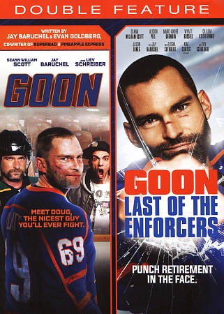 Goon / Goon: Last of the Enforcers - Set cover