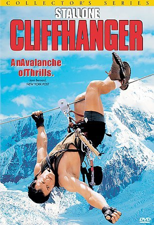 Cliffhanger (Collector's Edition) cover