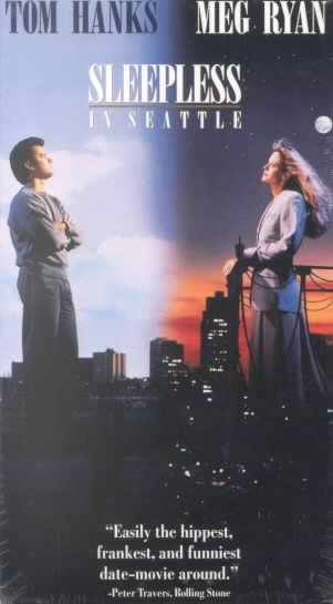Sleepless in Seattle [VHS] cover