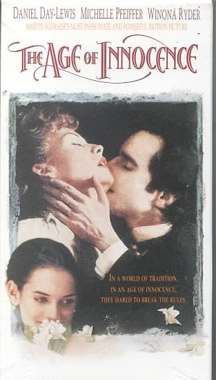 Age of Innocence [VHS] cover